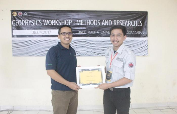 GEOPHYSICS WORKSHOP: METHODS AND RESEARCHES 2017