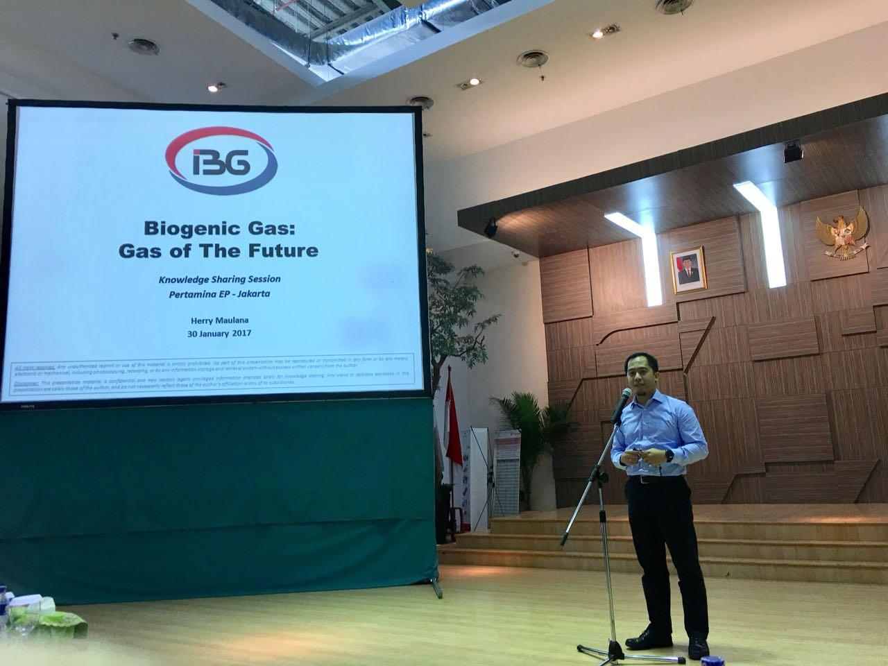 BIOGENIC GAS: GAS OF THE FUTURE 2017